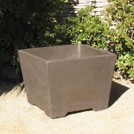 Yixing Clay Box Square, Large Ceramic