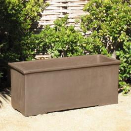 Yixing Clay Rectangular Box, Medium/Low Ceramic