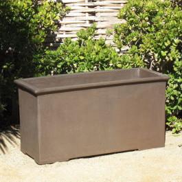 Yixing Clay Rectangular Box, Medium Ceramic