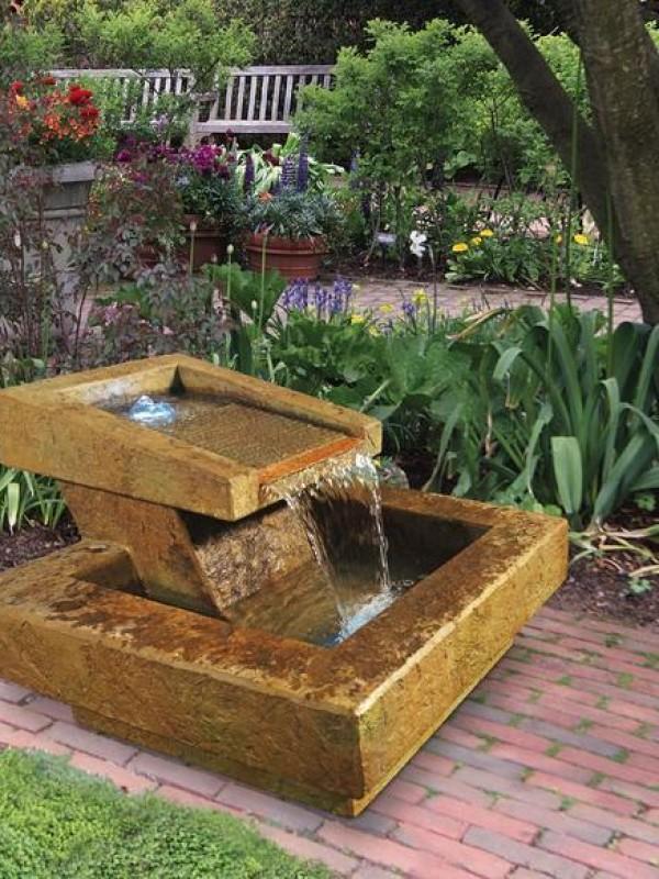 Phoenix Fountain