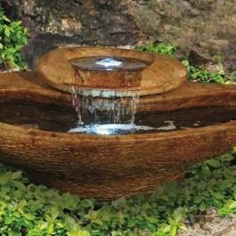 River Stone Fountain