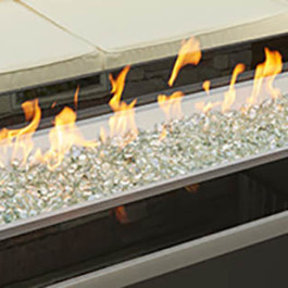 Fire Table - Pewter