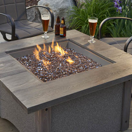 Fire Table - Brown