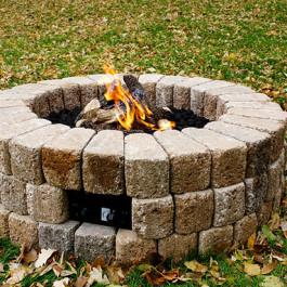 Fireplace - DIY