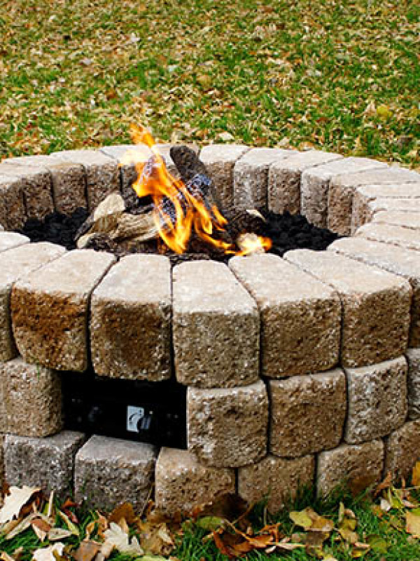 Fireplace - DIY