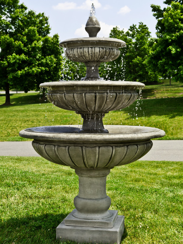 Three Tier Longvue Fountain