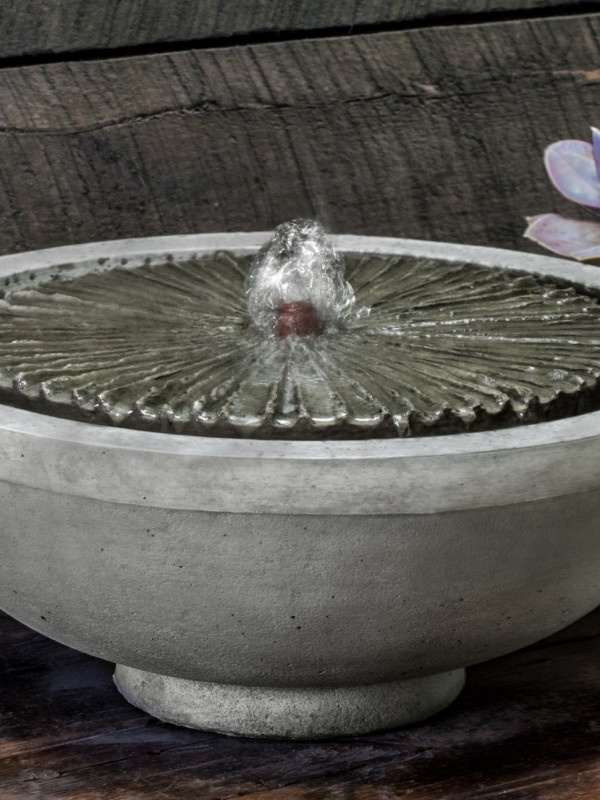 Equinox Garden Terrace Fountain