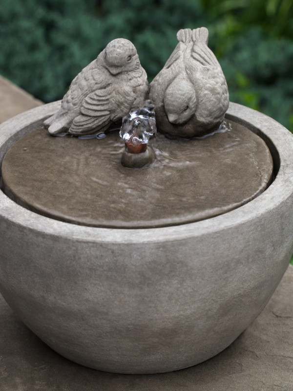 M-Series Bird Fountain