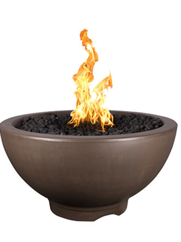 Fire Bowl - Brown
