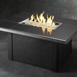 Fire Table - Black W