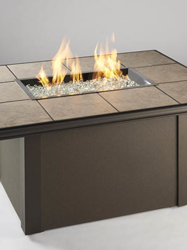Fire Table - Brown K