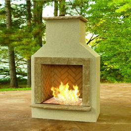 Fireplace - San Jaun burner