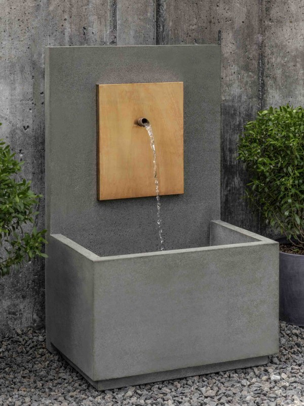 MC2 Fountain-Corten Steel (CS)
