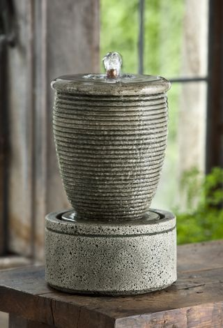 M- Series Ribbed Spa Fountain