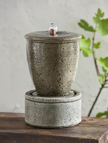 M-Series Rustic Spa Fountain