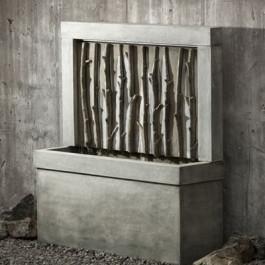 Birches Fountain