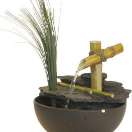 Calming Bamboo Fountain