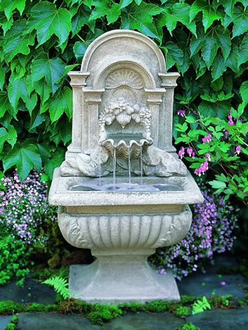 Sorrento Grotto Fountain