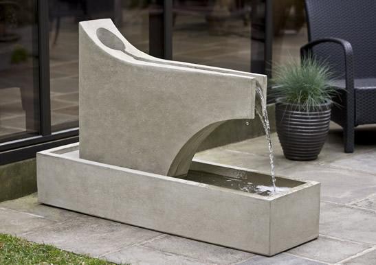 Precipice Fountain (4pc)