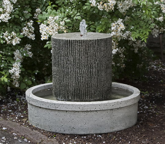 Reef Point Oval Fountain