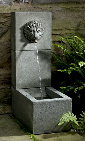 Lion Element Fountain