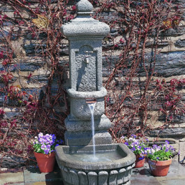 Cortina Fountain