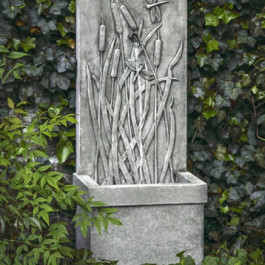 Dragonfly Wall Fountain
