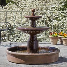 Esplanade Two Tier Fountain