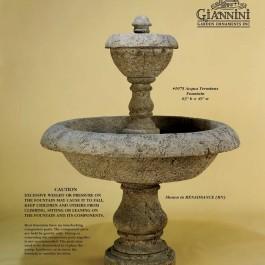 Acqua Terminus Fountain