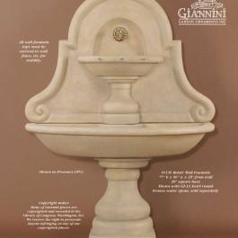 Belair Wall Fountain
