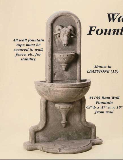 Flavia Wall Fountain