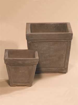 Square Planter, Large