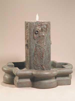 Water Maiden Fountain