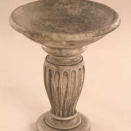Column Birdbath