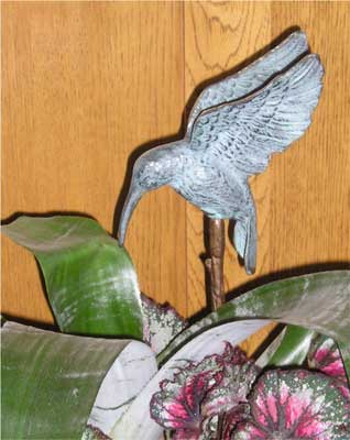 Hummingbird Stake