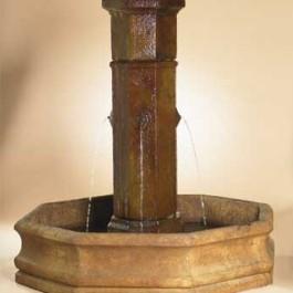 Le Quartier Fountain