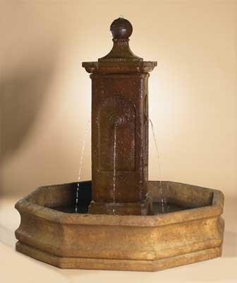 Monte Cristo Fountain