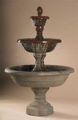 Bari Fountain