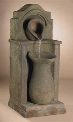 Cortez Wall Fountain