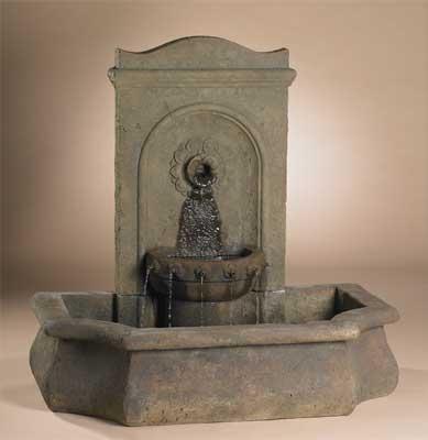 Cervantina Wall Fountain