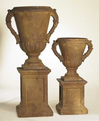 Trophies with Pedestal