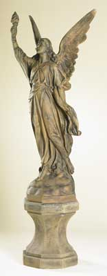 Angel Statue A