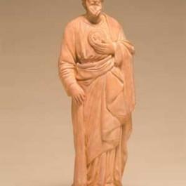 Bearded Man Statue