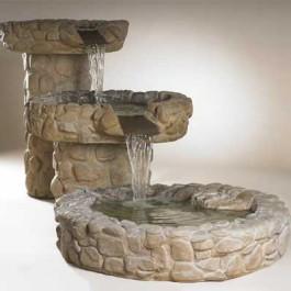 Cascade Waterfall Fountain, Medium