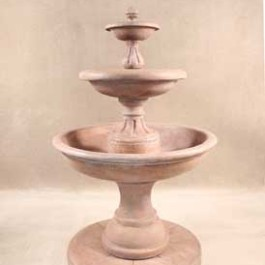 3-Tier Claremont Fountain