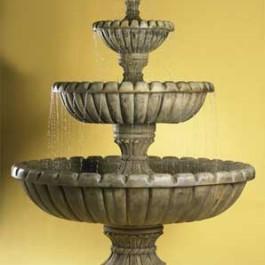 Marsala 4-Tier Fountain