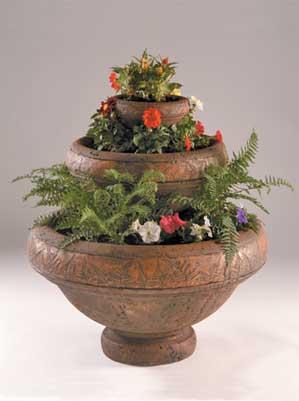 Fern Color Bowl Set