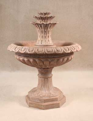 Tropic Finial Fountain