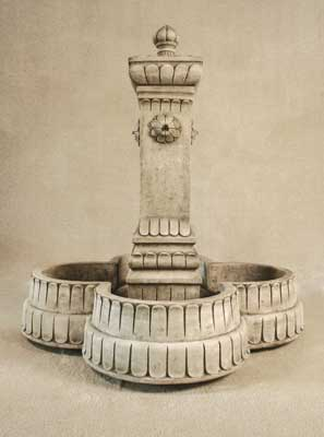Column Fountain