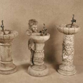 Assorted Drinking Fountains